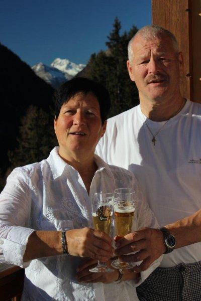 Ingrid und Ludwig Kleinlercher